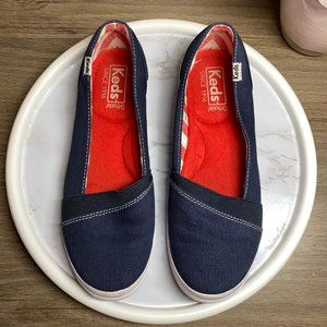 Keds Navy Slipon Sneakers